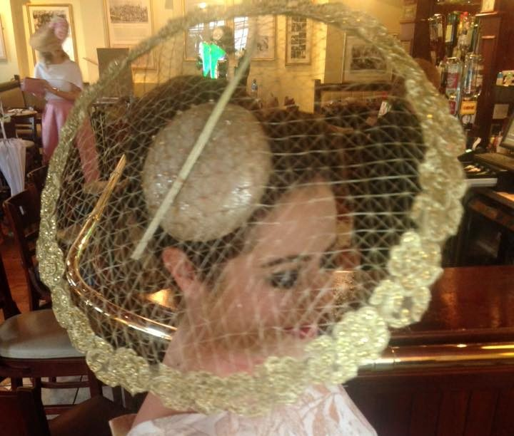 Killarney racing hat